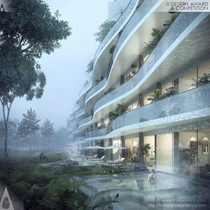 M50 Art Hotel Art Hotel by Yun LU - MUDA-Architects