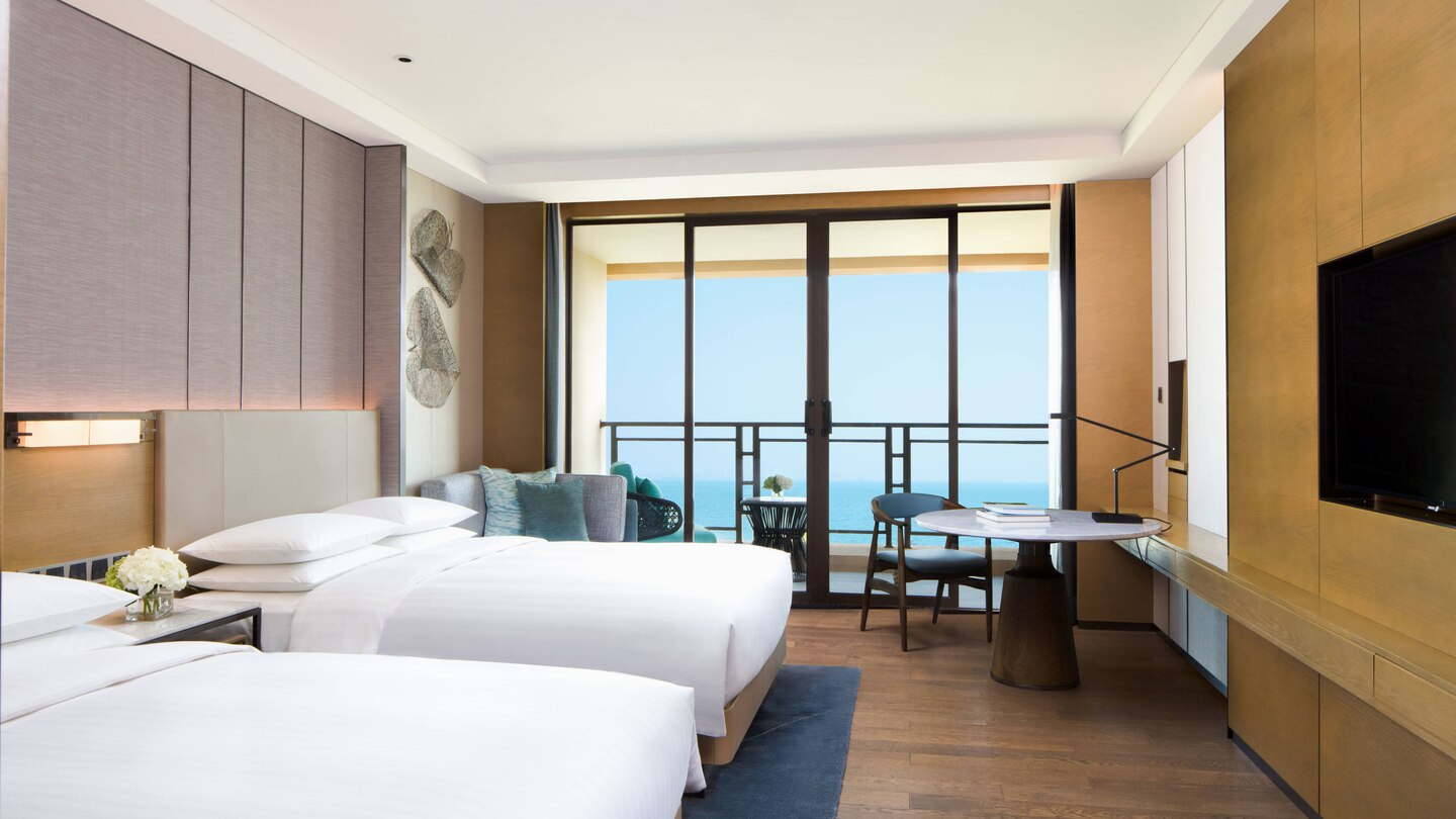 Xiamen Marriott Hotel Hotel by Paul Liu and Hank Xia