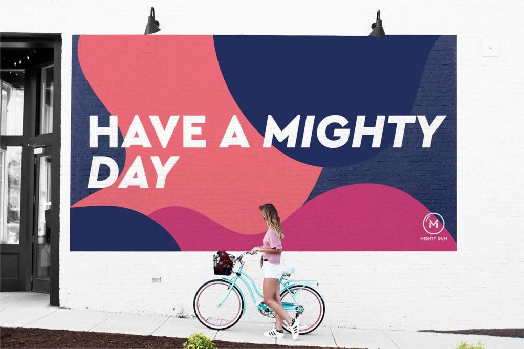 Design - Mighty Gum