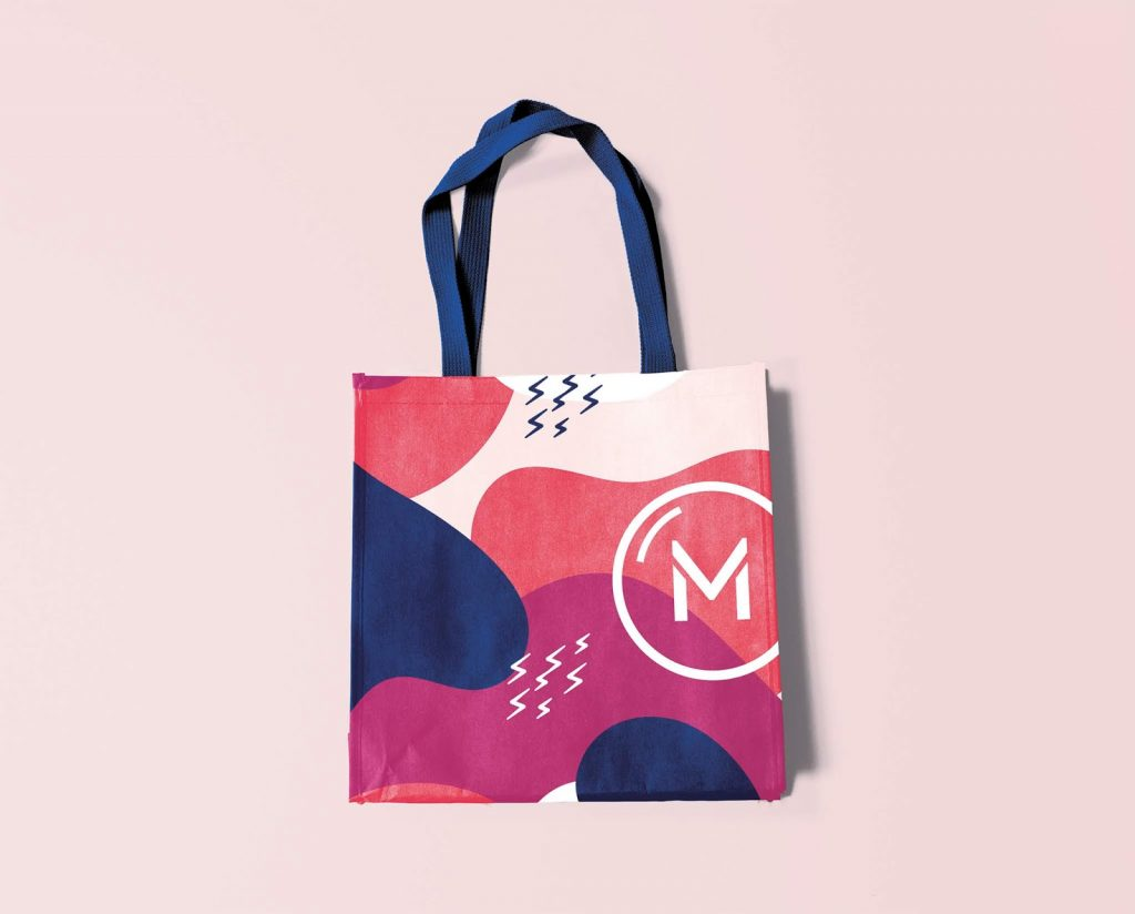 Design - Mighty Gum - tote