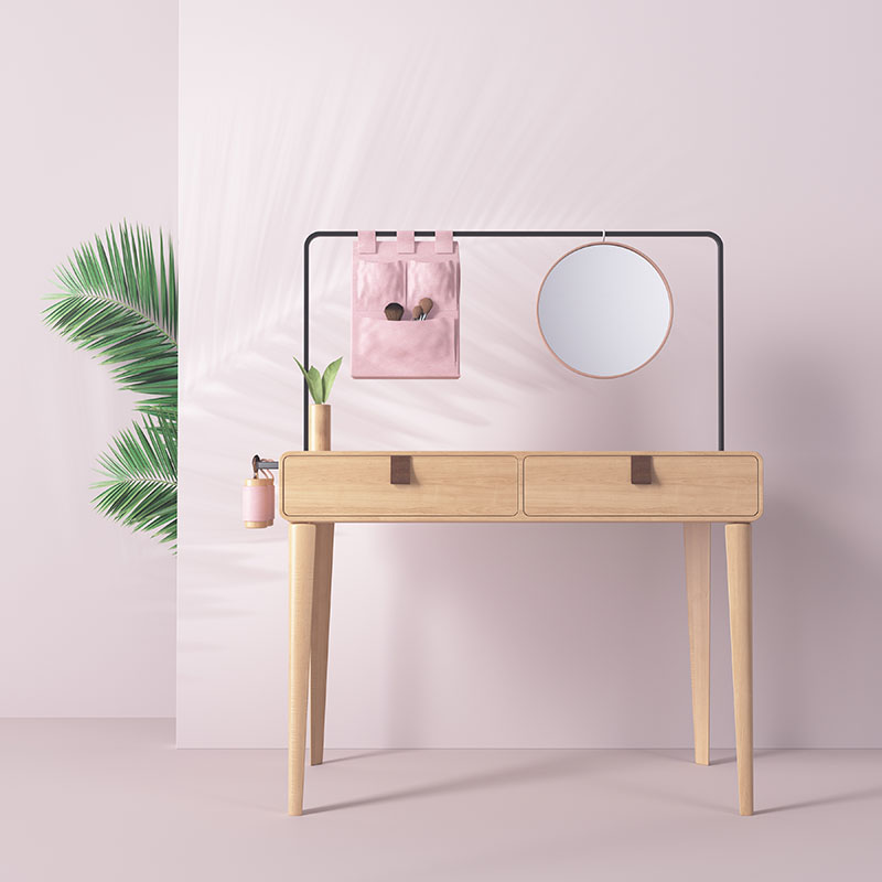 Essential Dressing Table by Linda Martins