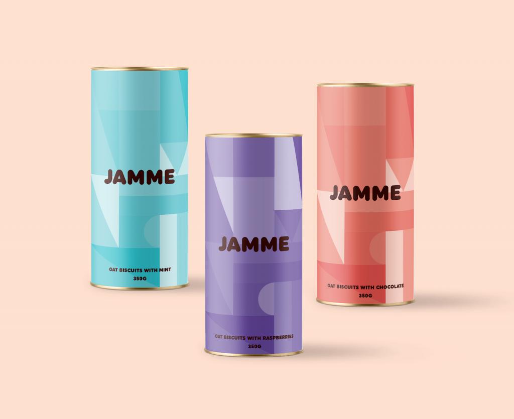 Design - Jamme biscuits