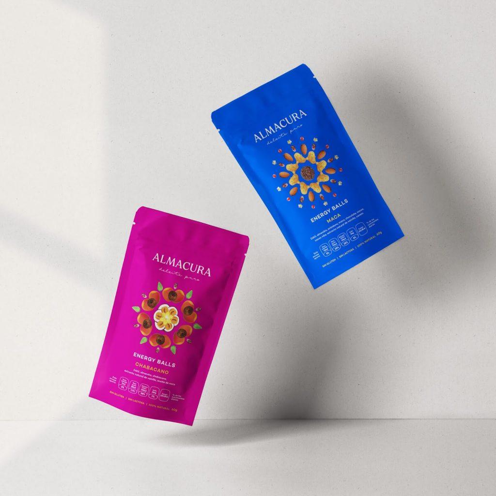 Almacura packaging