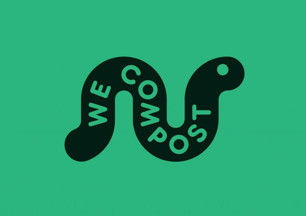 We Compost - branding