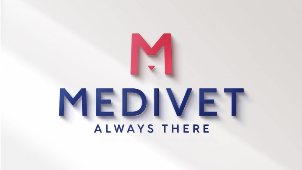 Medivet new visual identity