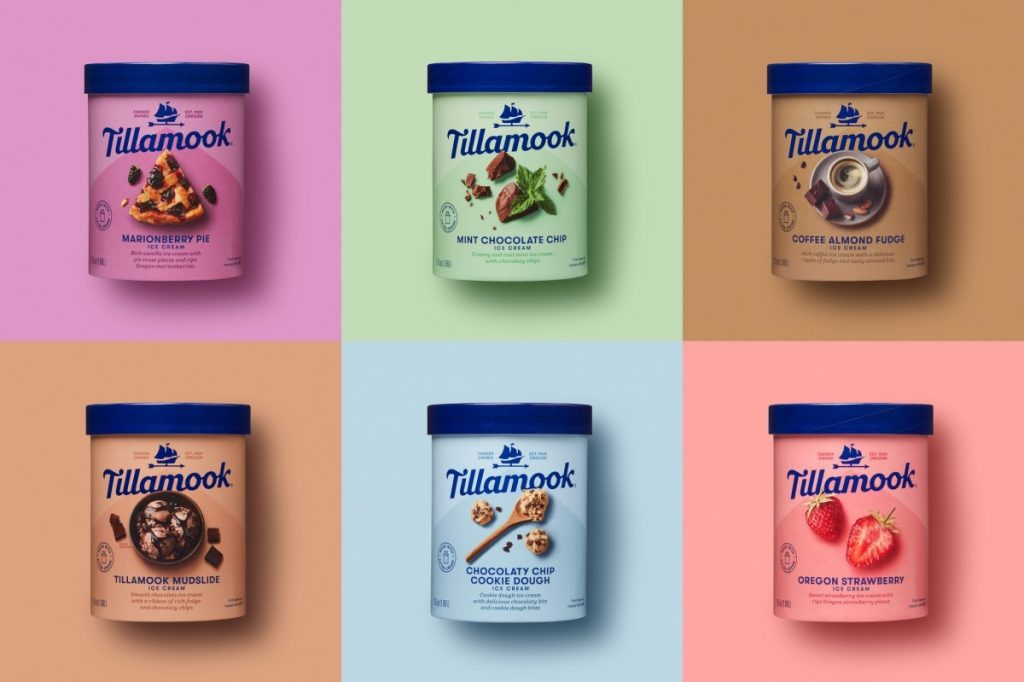 Tillamook - ice cream