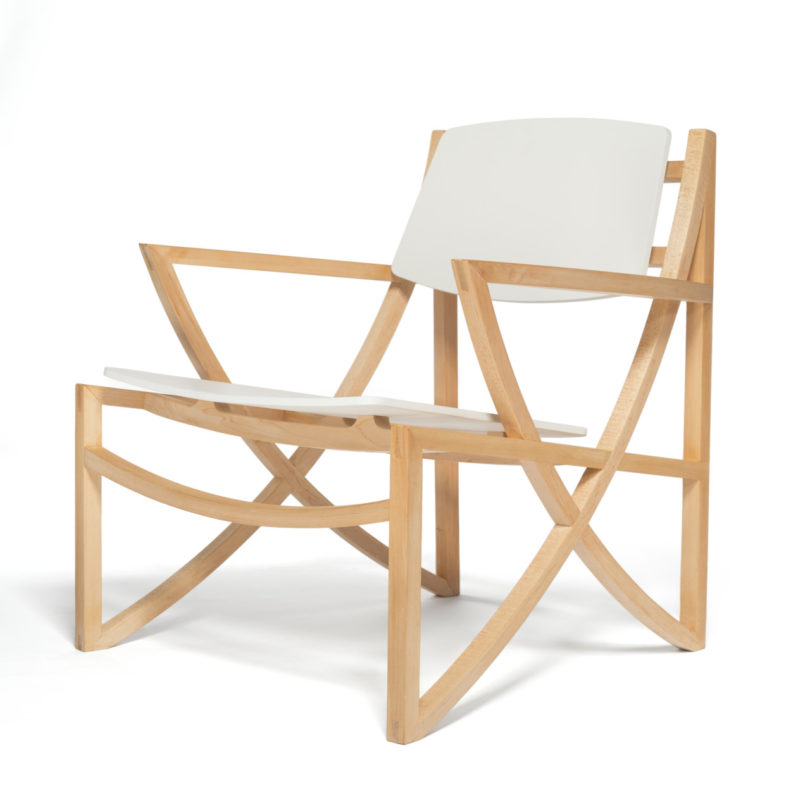 Arc Armchair by Hung Yuan Chang