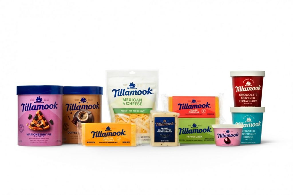 Tillamook - products