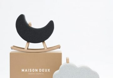 Iconic Cloud Chair Rocking Chair by Pia Weinberg – Maison Deux