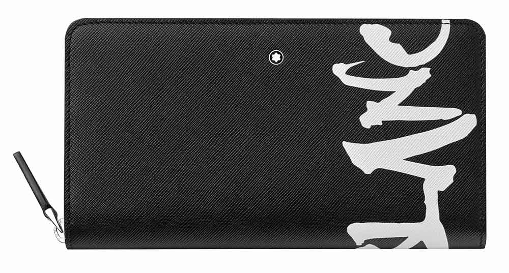 Montblanc Sartorial Calligraphy Wallet