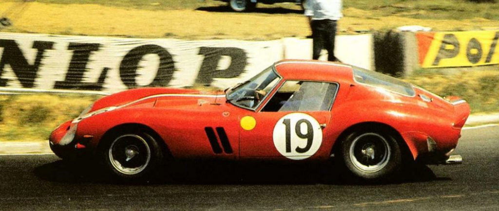 Unique & Limited Gallery - Ferrari 250 GTO