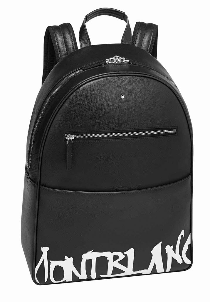Montblanc Sartorial Calligraphy Backpack