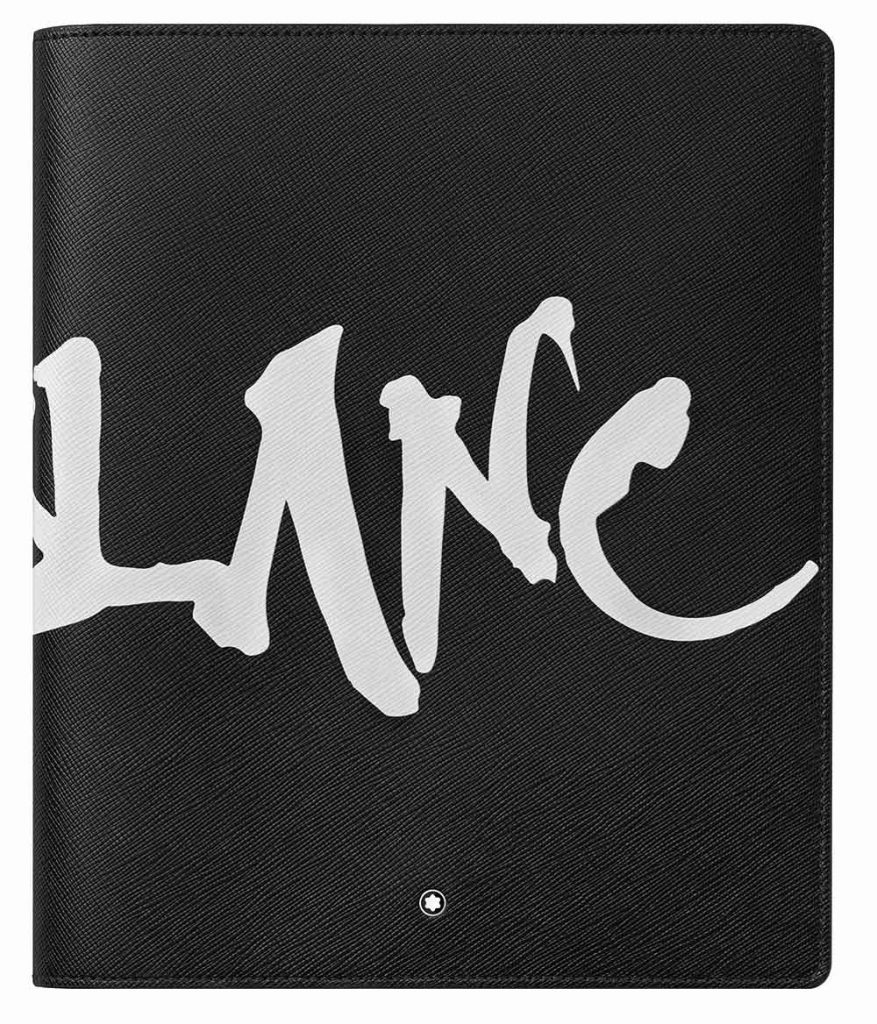 Montblanc Sartorial Calligraphy Notebook Medium