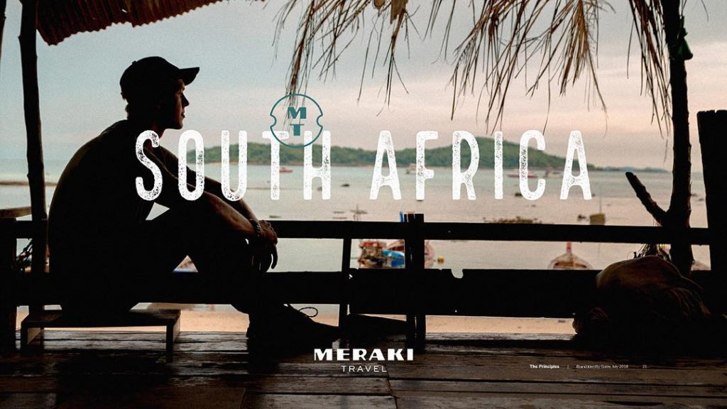 Series Eight Studio - Meraki travel project