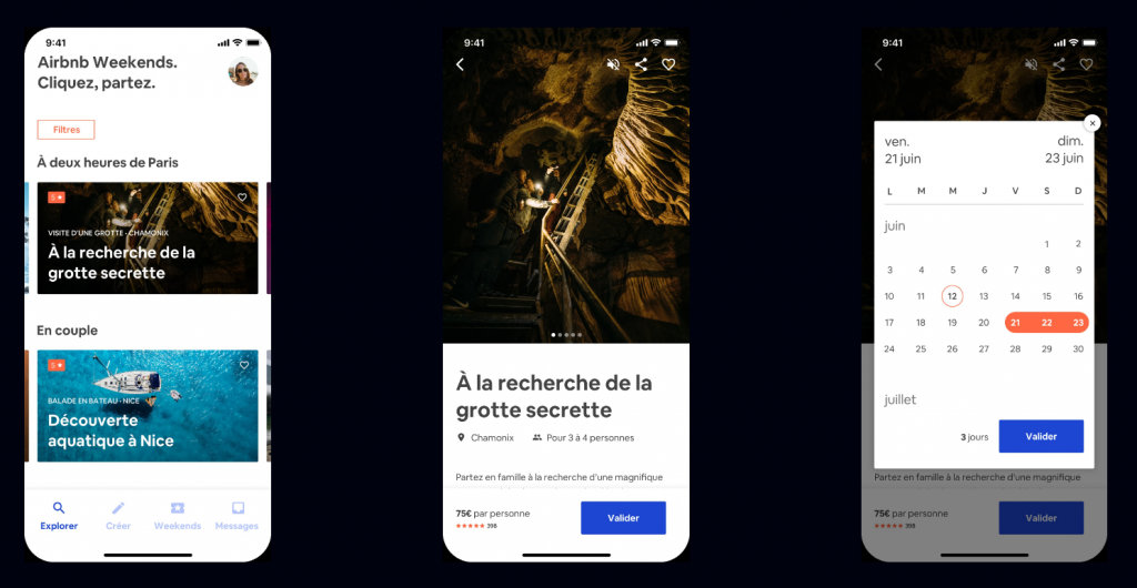 Sacha Tourtoulou / Airbnb project