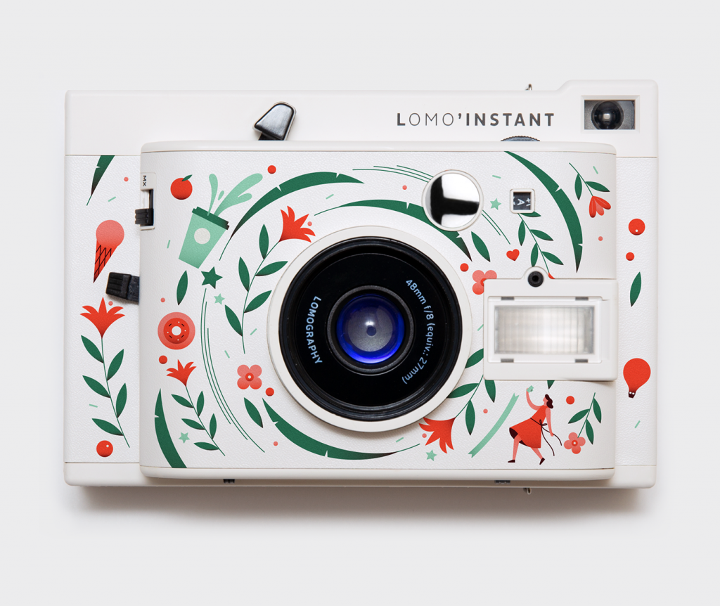 Collaboration: Lomography x Elen Winata