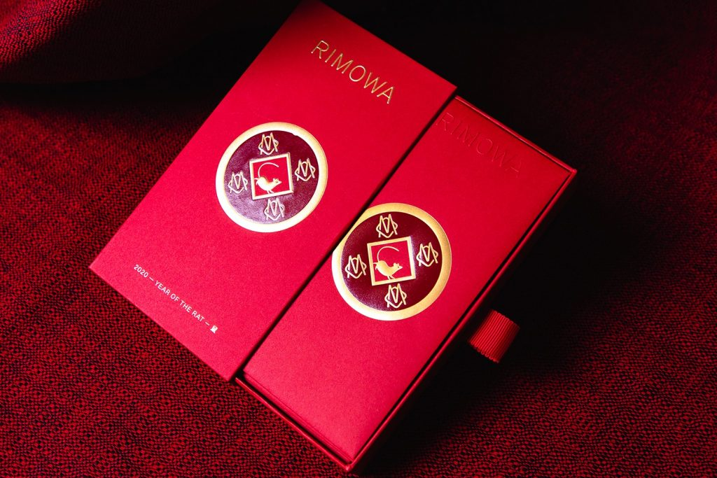 Lunar New Year Red Pocket - Rimowa