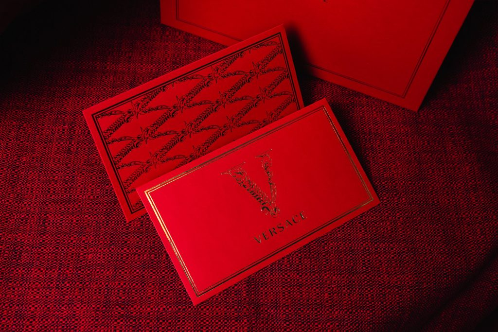 Lunar New Year Red Pocket - Versace