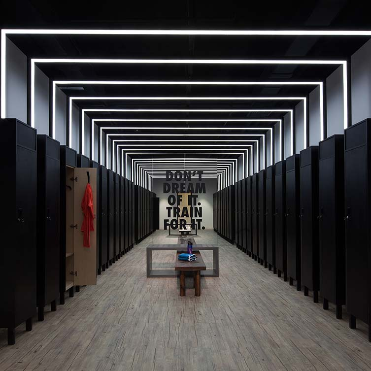 Nike Studio Beijing Retail Pop-Up by Coordination Asia
