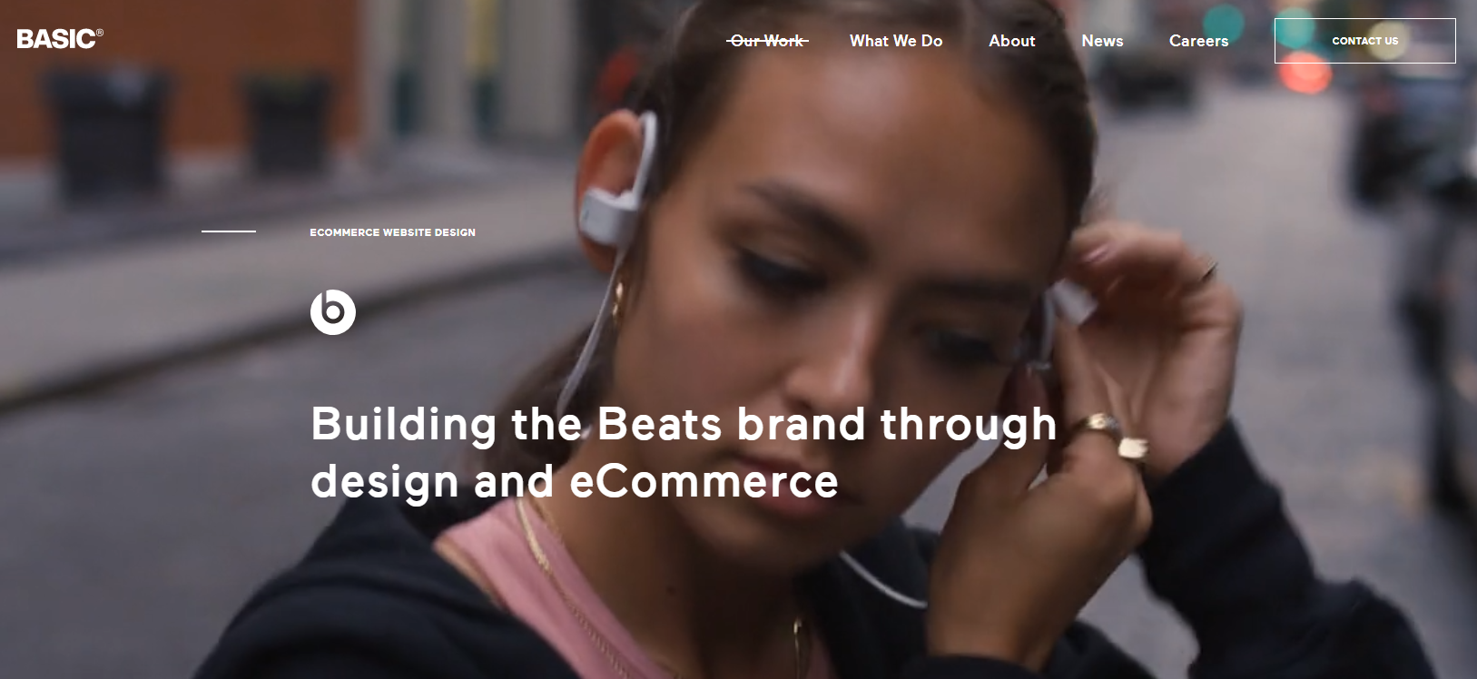 Basic Agency - Beats By Dre