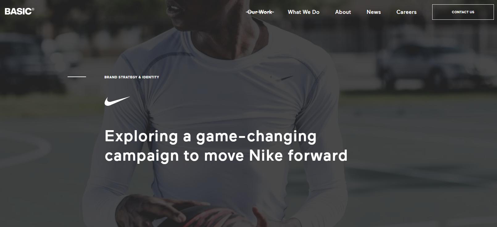 Basic Agency - Nike