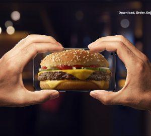 McDonald's Ads - Download, Order, Enjoy