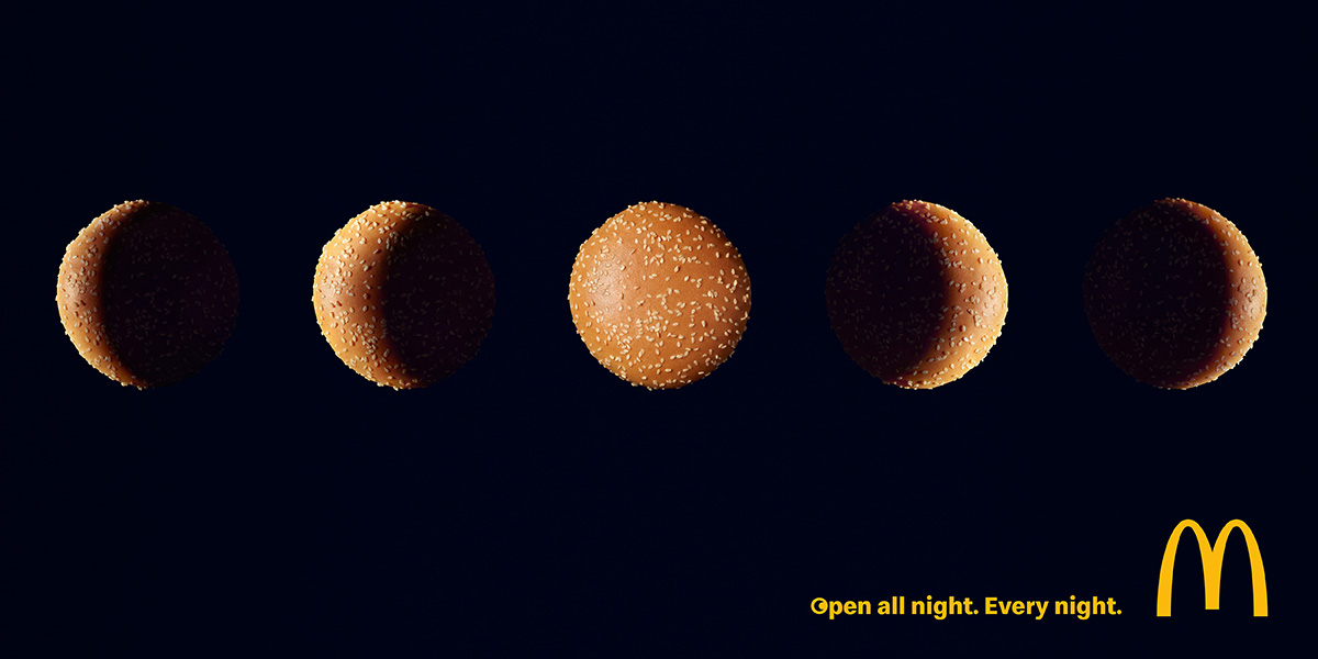 McDonald's Ads - Open Late