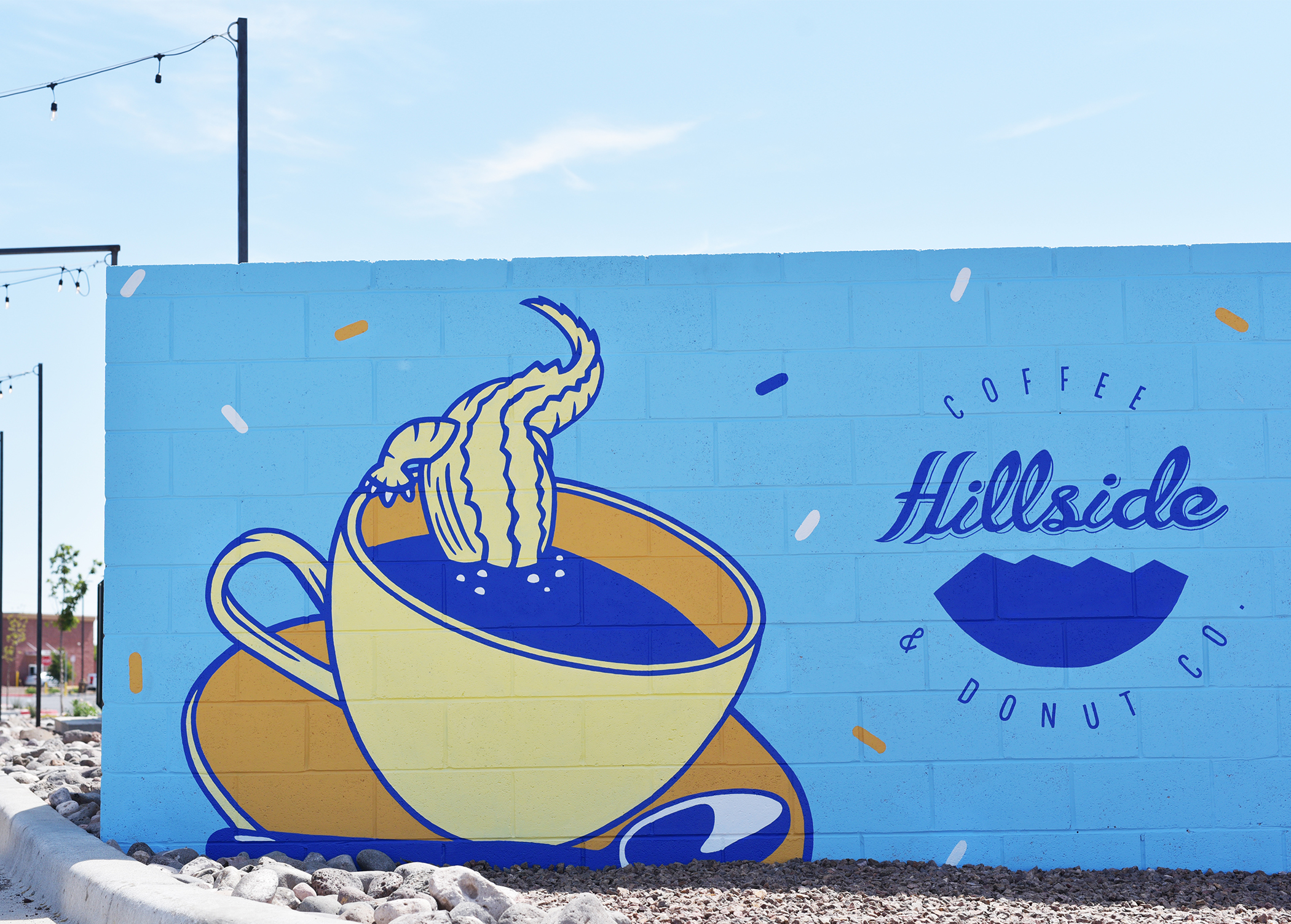 Hillside Re-branding