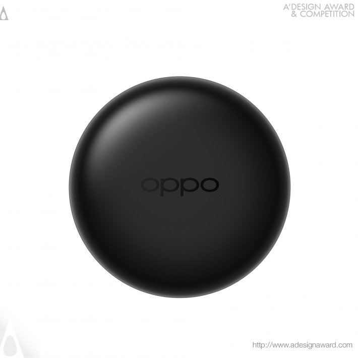 Oppo Enco W31 True Wireless Headphones by Oppo Industrial Design Division