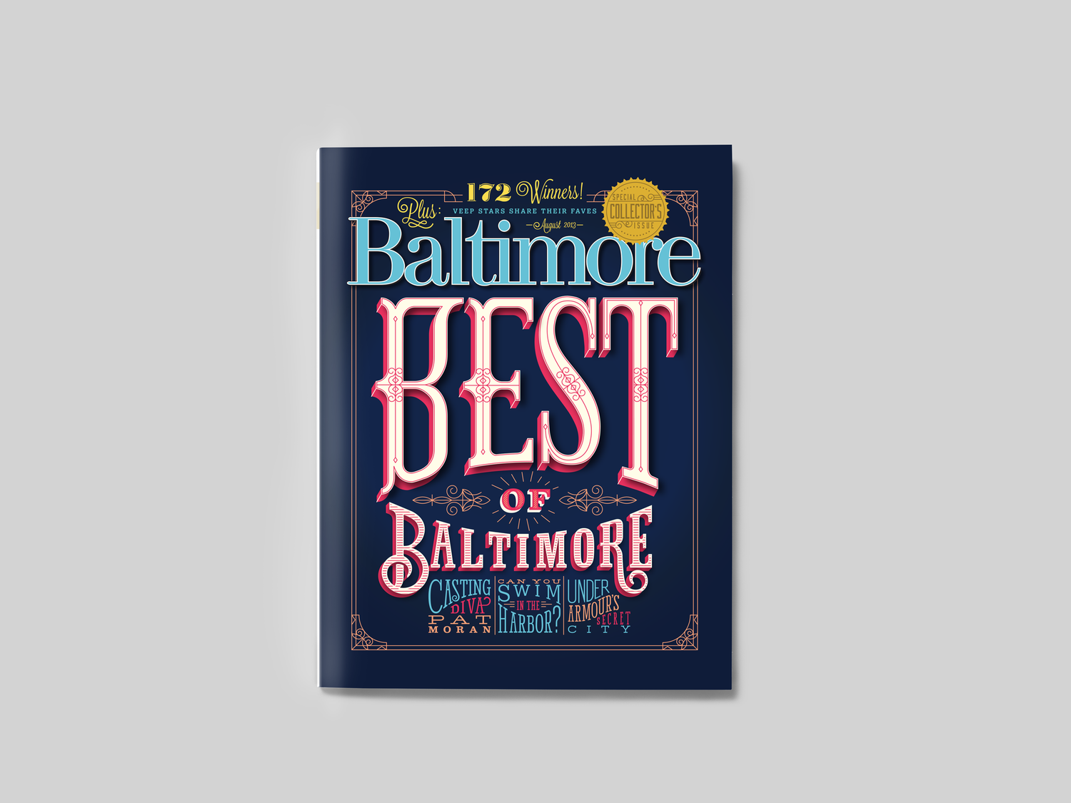 Alex Perez - Baltimore Magazine