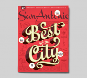Alex Perez - San Antonio Magazine