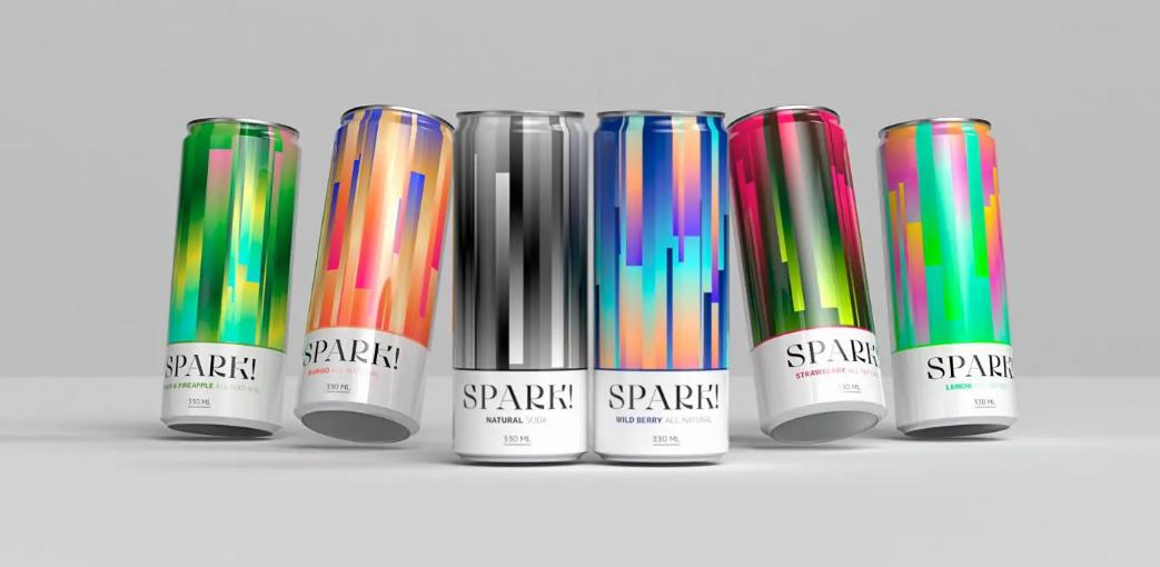 Blackthorns studio - spark soda