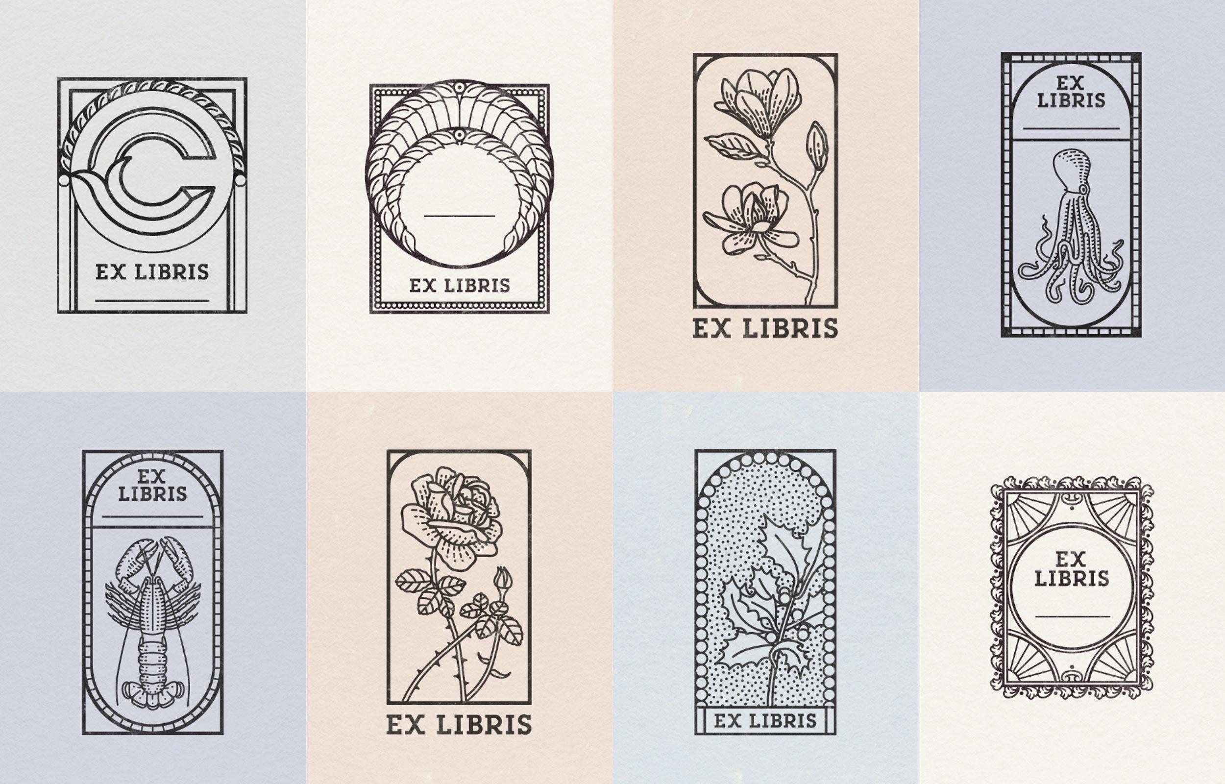 Clara De Lorenzi - Ex Libris Room