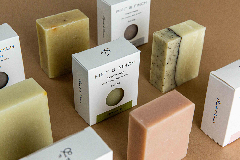 Saturday Studio - Pipit Finch soap
