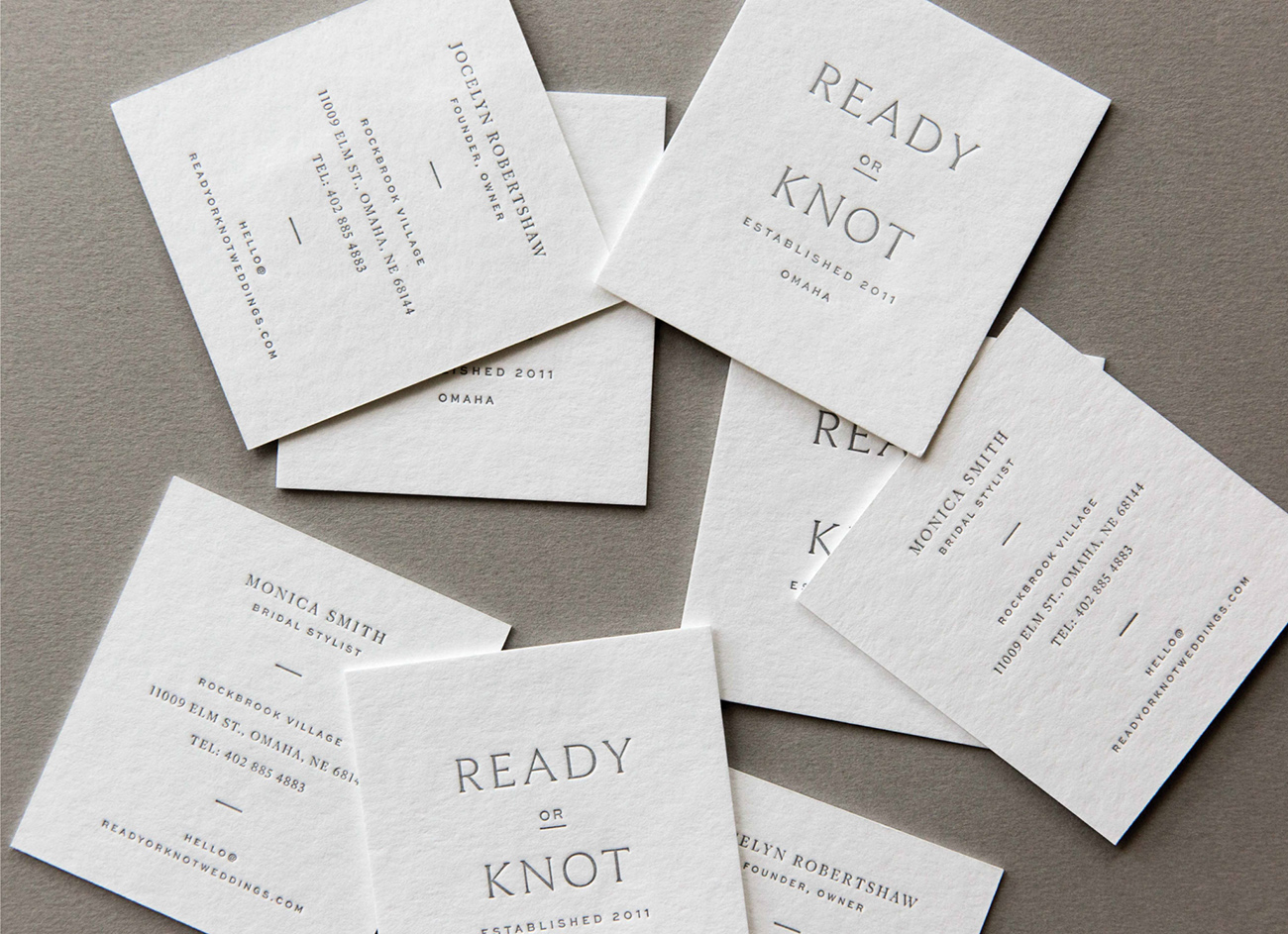Saturday Studio - Ready or Knot - wedding agency