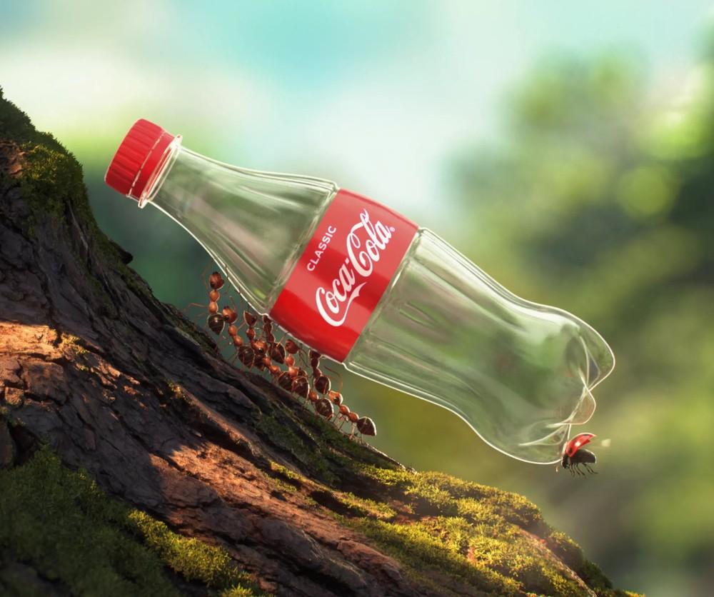 Buck for Coca-Cola