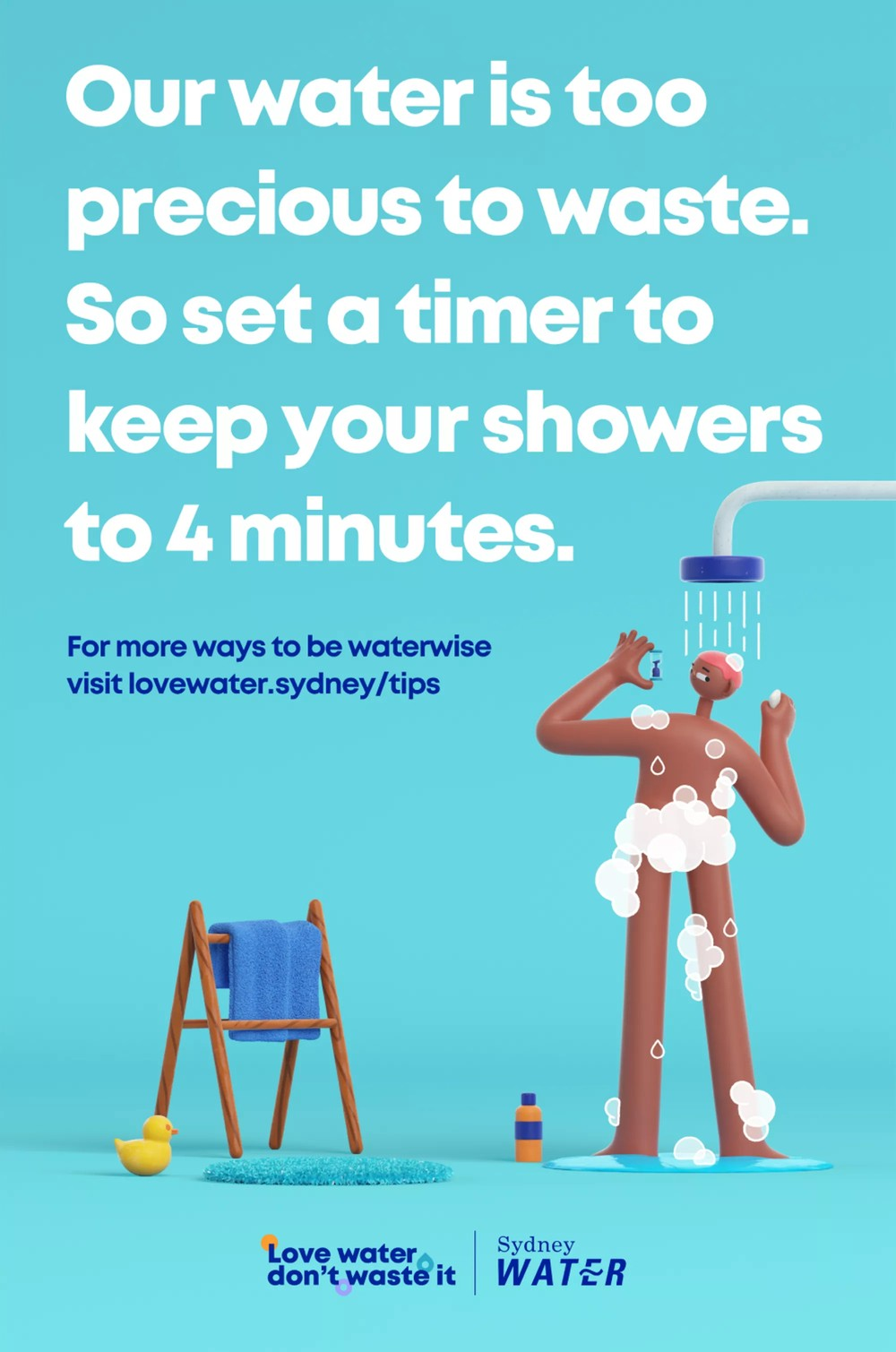 Project for Sydney Water PSA by Buck