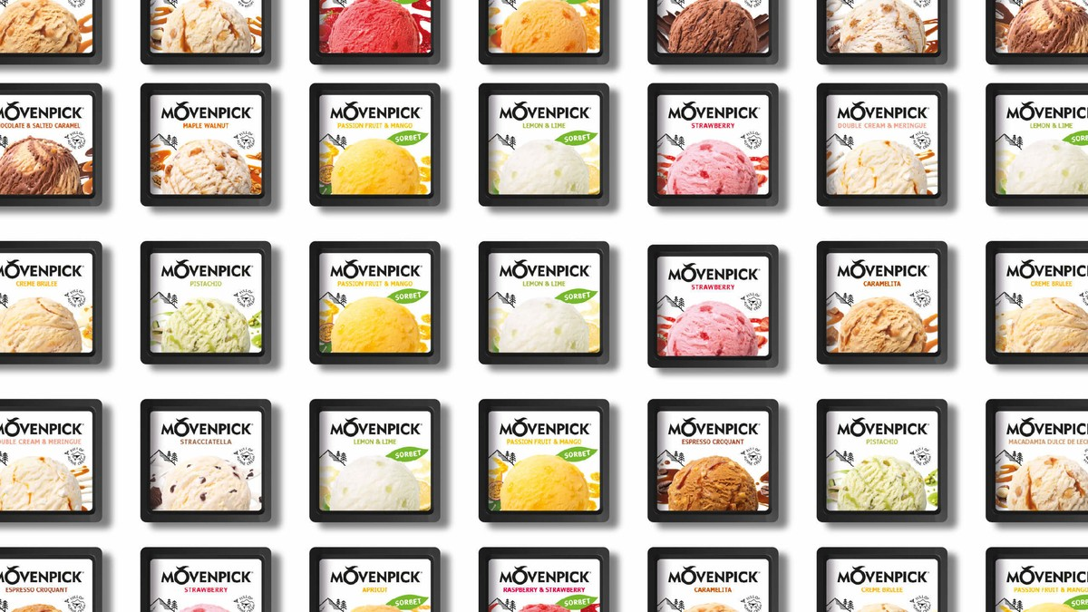 Movenpick Swiss Ice Cream