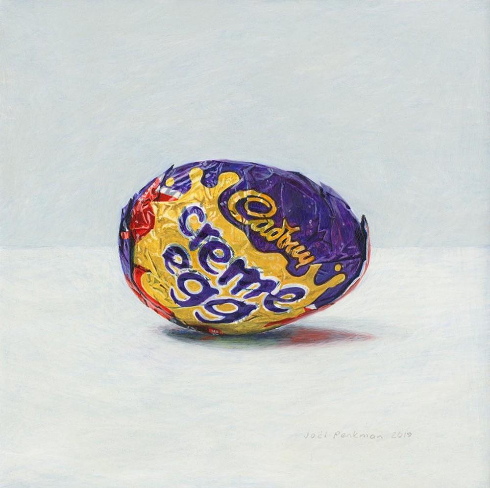 Joel Penkman - creme egg
