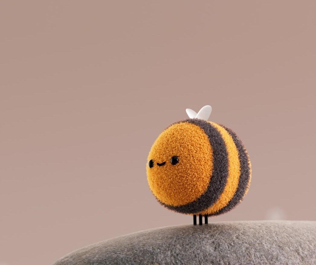Pebble Bees