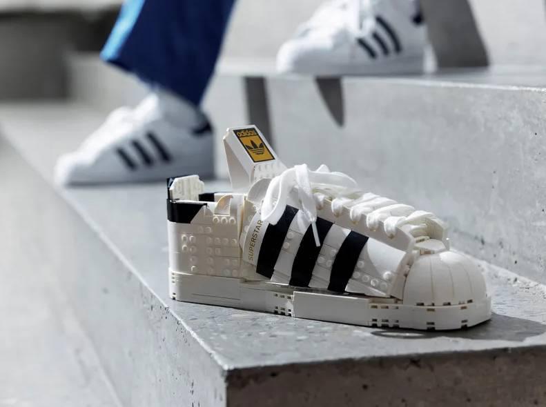 LEGO x Adidas