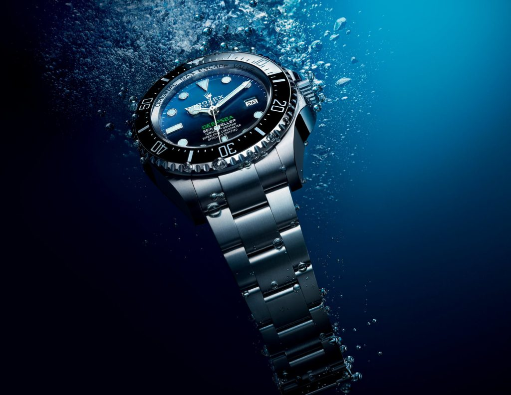 rolex Oyster Perpetual Rolex Deepsea