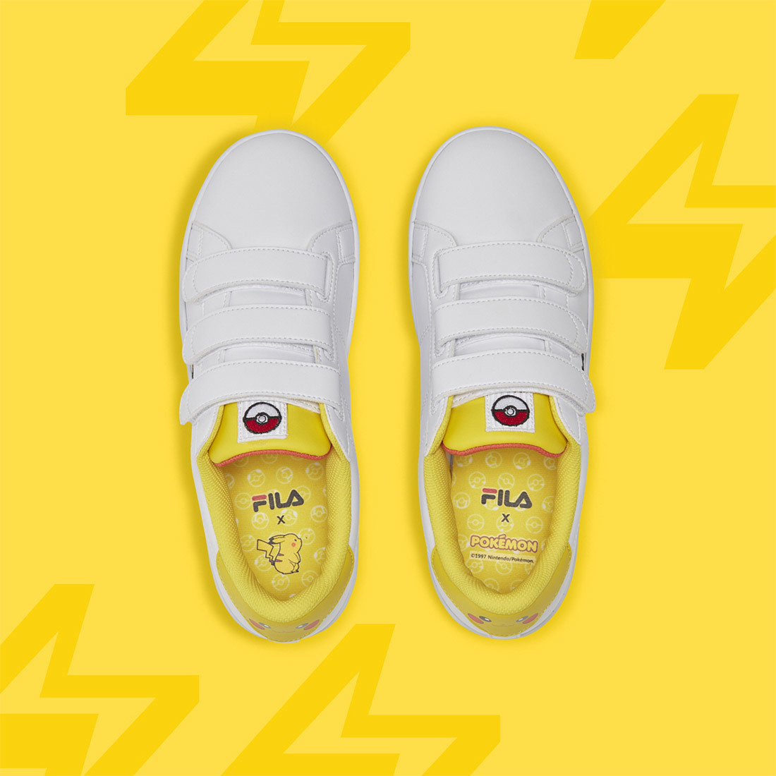 f1602da7faf7 Unfortunately the Pokémon x FILA Court Deluxe Low-Top collection is  currently only available at FILA locations in South Korea.