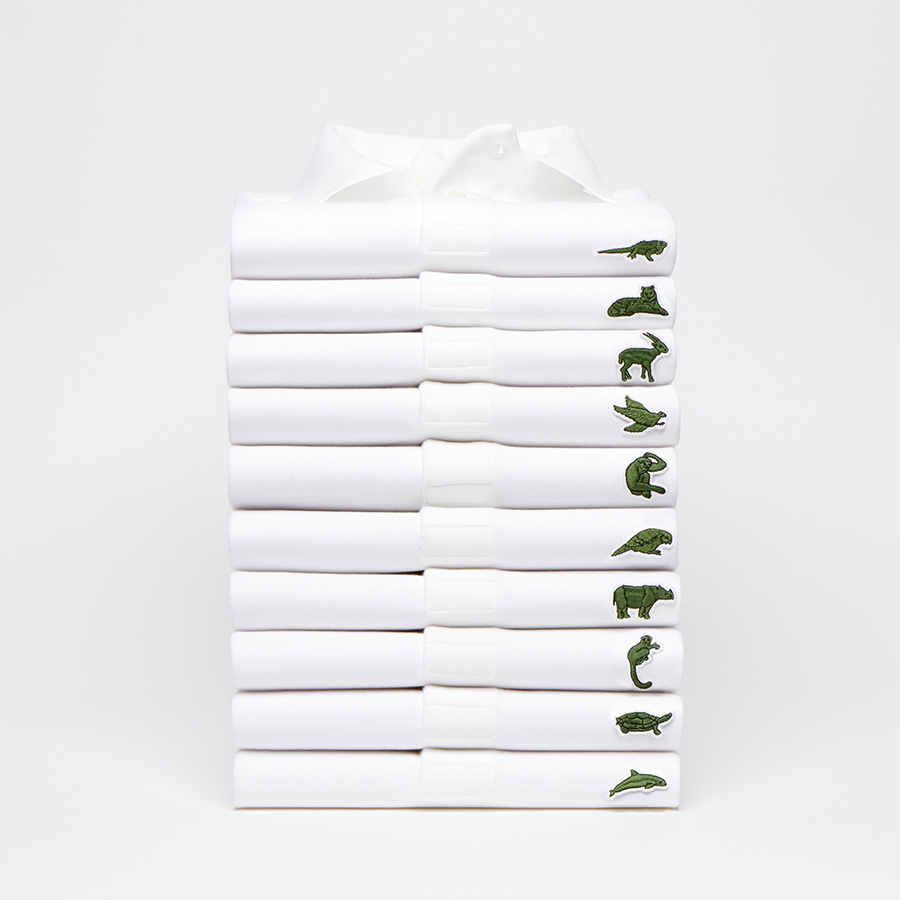 Lacoste - Save Our Spacies