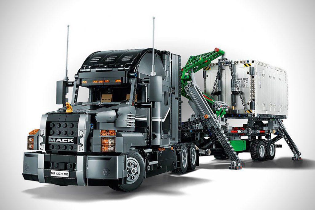 LEGO Technik - Mack Truck