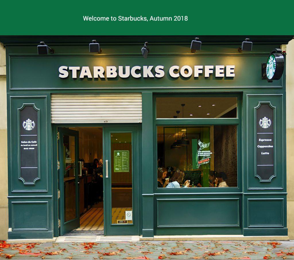 Starbucks Autumn Edition