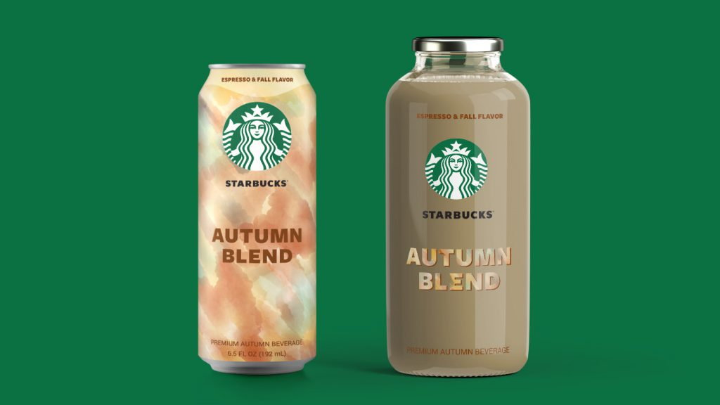 Starbucks Autumn Blend