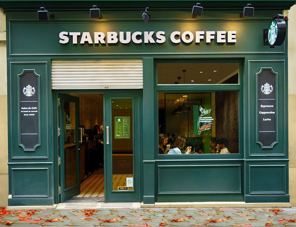 Starbucks Autumn Blend