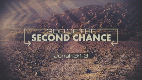 God Of The Second Chance