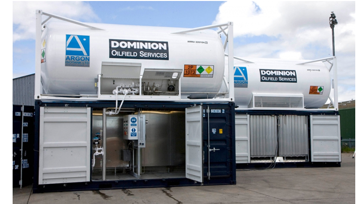 Graphite Capital Exits Dominion Technology Gases